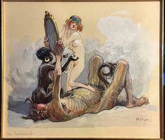 heinrich kley art - Google Search