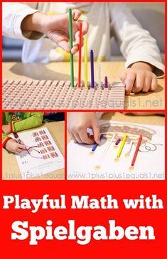 1st Grade Math with Spielgaben