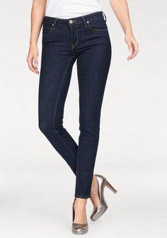 Lee® Skinny-fit-Jeans »SCARLETT«, Stretch Denim für 99,99€. Hochwertig verarbeitete Skinny-Jeans, Softe Stretch-Qualität bei OTTO