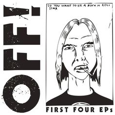 Off! - First Four EPs [2010]