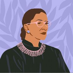 """Ruth Ginsburg in Art and Words"" A Washington Post Tribute 