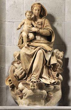 Antonio Begarelli terracotta 1545