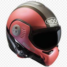 roof boxer helmet - pink