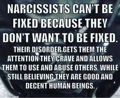 Beware the Narcissist                                                                                                                                                     More