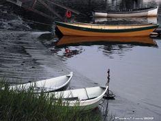 Photo: Dories at Low Tide at Lowell's Boat Shop on the Merrimack River ~ c. Pamela J. Leavey - See more at: http://pamelaleavey.com/#sthash.H4O2dRqa.dpuf