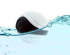 PoolPOD – A Wireless Floating Pool Speaker | DROOL'D  - Svpply