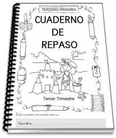 EL BLOG DE TERCERO: CUADERNO DE REPASO DEL TERCER TRIMESTRE