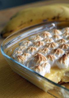 Bananen-Pudding