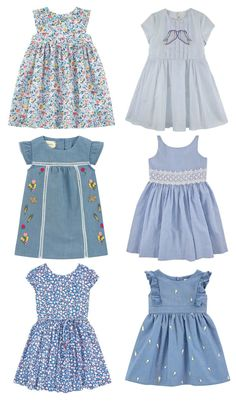 A Little Bohemian Girl: Spring & Summer // toddler outfits - kids fashion - kids clothing Frocks For Girls, Kids Frocks, Little Dresses, Little Girl Dresses, Dress Girl, Dresses For Toddlers, Girls Summer Dresses, Cute Baby Dresses, Little Girl Fashion