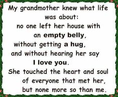 Grandma Goldizen , Grandma Gae, & Grandma Mallow