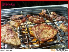 grilovací marinády Thing 1, Tandoori Chicken, Barbecue, Grilling, Food And Drink, Treats, Cooking, Ethnic Recipes, Party