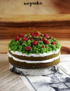 Gravity Cake, Vegan Cake, Vegan Baking, Cake Art, Dairy Free, Food And Drink, Cooking Recipes, Clever, Kuchen