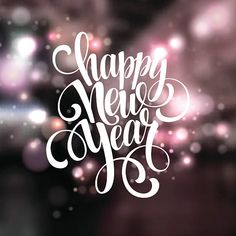 Happy New Year 2018 Quotes : Image Description Happy New Year background with lettering design vector art illustration Happy New Year Quotes, Happy New Year Images, Happy New Year Wishes, Happy New Year 2018, New Year 2017, Quotes About New Year, Happy New Year Design, Happy Year, Happy New Year Wallpaper
