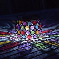 smart outdoor lighting. Multi Glow Gem Jar By Smart Garden Products Outdoor Lighting