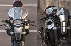 Custom Honda CBR1000RR - Grease n Gasoline
