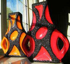 German Roth vases
