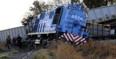 ferrocarriles del sud: DESCARRILARON EL TREN PARA ROBAR EL CARBÓN Y VENDE...