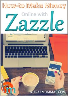 How to make money (online) with Zazzle! Have you heard of Zazzle? Lauren shows you how to make money - the ins & outs with it online!