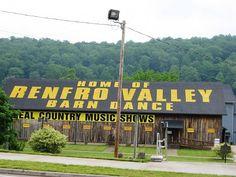 Saw Mark Chestnutt in concert at Renfro Valley