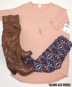 Lularoe Irma & Leggings