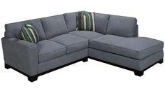 Jonathan Louis-Choices-Choices 2 Piece Sectional - Jordan's Furniture