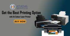 The Printer is the basic need of getting hard copies of important documents. People look for #A4MultifunctionPrinter from big brands. Athema is an leading supplier and retailer of printing accessories always bring you something advance, energy efficient and affordable to help you in fulfilling your desire for the best accessories.