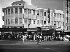 Paris Theatre, Sydney. Theatre Posters, History Photos, Theatres, Historical Pictures, Sydney Australia, City Streets, Old Photos, Liverpool, Past