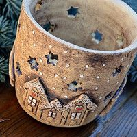 Keramika / Zboží | Fler.cz Garden Pots, Lavender, Clay, Christmas Ornaments, Tableware, Surface, Decorations, Ideas, How To Make