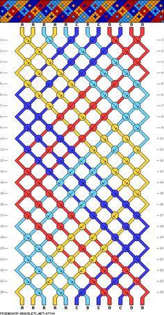 Pattern #47704  Strings: 12  Colors: 4