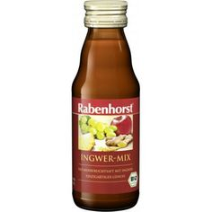 Rabenhorst Ingwer-Mix, 125 ml - Reformhausshop 24