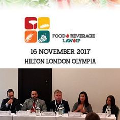 Wake Drinks were privileged to take part in a panel discussion  at the #regulatory landscape of food and beverages at the @FBipSummit this morning, alongside @INSCATECH, @PepsiCo, @WakeDrinks and The World Sugar Research Organisation.