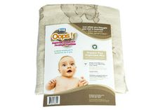 Simmons Oops Organic Mattress Cover with Silver $29.99 - from Well.ca