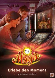 Merkur-Magie-, Merkur online, Merkur Casios, Spielautomat