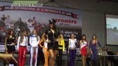 Expomoto 2013 realizado en el centro de convenciones del Jockey Plaza
