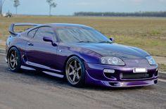 Purple Monster.