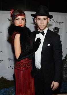 Nick Jonas and Olivia Culpo nailed it!