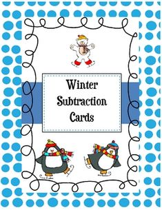 Included: 20 subtraction cards, 20 answer cardsThese subtraction cards are perfect for math stations! The students can independently match them...