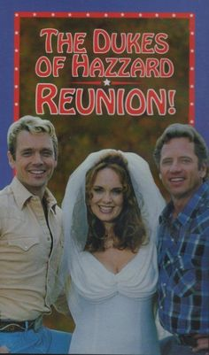 The Dukes of Hazzard Reunion! VHS $9.99 See Now on EBAY