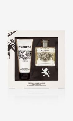 EXPRESS HONOR GIFT SET from EXPRESS
