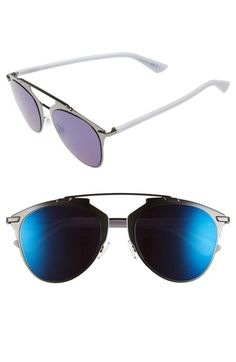 4914506031c Shop for Reflected Brow Bar Sunglasses by Christian Dior at ShopStyle.