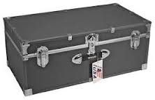Amazon.com: Mercury Luggage Stackable Storage Locker 30 inch Silver Gray: Hardware