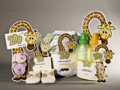 Packaging of the World: Creative Package Design Archive and Gallery: The Zoo (Student Work)