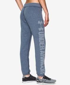 Under Armour Favorite Fleece Sweatpants - Blue XL