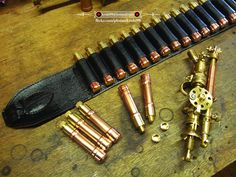 More Steampunk Weapon Accessories
