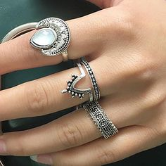 Expressive 1pc Party Fashion Ring Jewelry Fashion Lovely Candy Color Unicorn Finger Ring Enamel Horse For Wowen Perfect In Workmanship Jewelry & Accessories