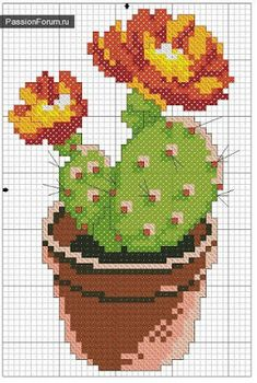 Thrilling Designing Your Own Cross Stitch Embroidery Patterns Ideas. Exhilarating Designing Your Own Cross Stitch Embroidery Patterns Ideas. Cactus Cross Stitch, Simple Cross Stitch, Cross Stitch Flowers, Modern Cross Stitch, Cross Stitch Charts, Cross Stitch Designs, Cross Stitch Patterns, Cross Stitching, Cross Stitch Embroidery