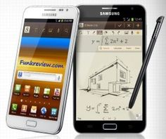 Samsung Launches New Galaxy Note N7000 With All Features