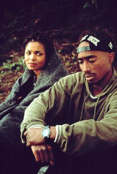 Janet Jackson & Tupac Shakur ♥