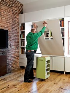 Sneaky Small Spaces: 7 Totally Genius Hidden Solutions