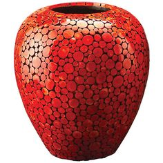 Pairing artful allure with bold flair, this eye-catching design adds a chic pop of style to your home decor.      Product: Vase